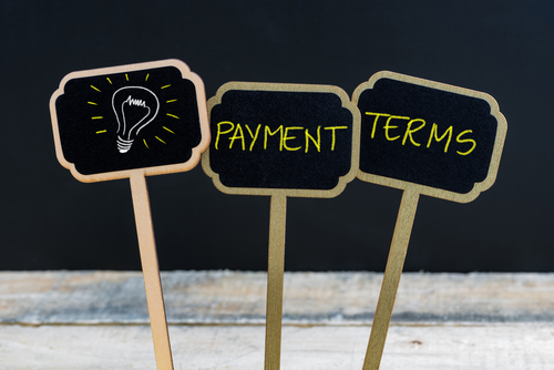 The Importance Of Your Payment Terms