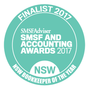 SMSF Bookkeeper of the year